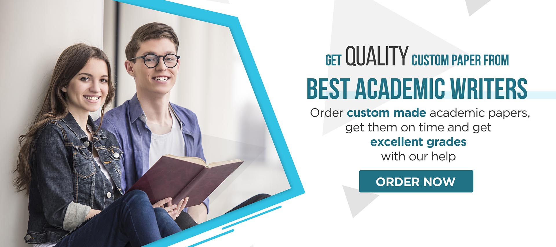 Best quality custom paper from Best Academic writers.